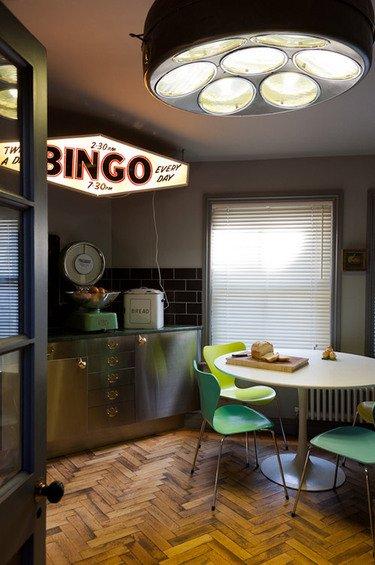 Фотография: Кухня и столовая в стиле Прованс и Кантри, Лофт,  – фото на INMYROOM