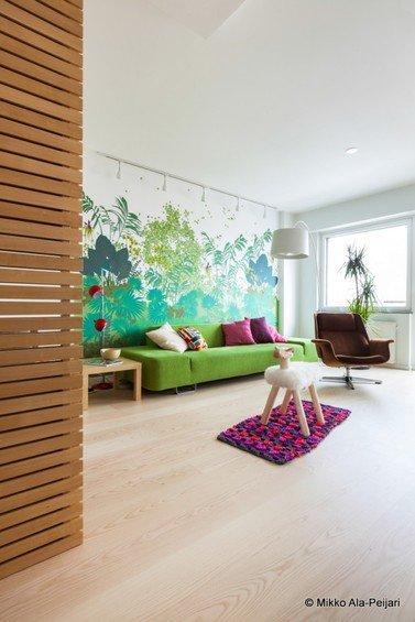 Фотография:  в стиле , Декор интерьера, Квартира, Цвет в интерьере, Дома и квартиры, Белый, Пентхаус – фото на INMYROOM