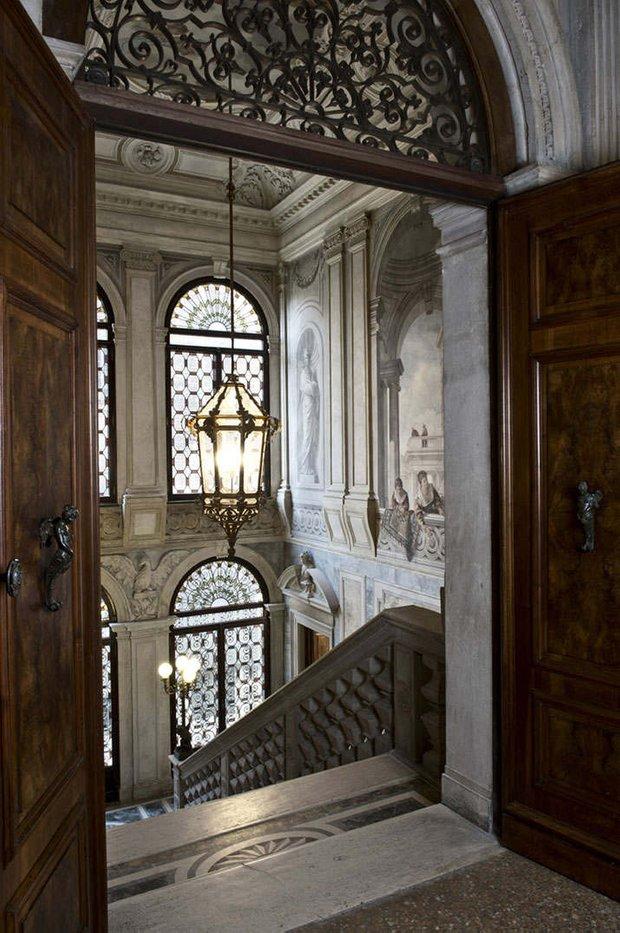 Фотография:  в стиле Классический, Дом, Италия, Дома и квартиры, Отель – фото на InMyRoom.ru