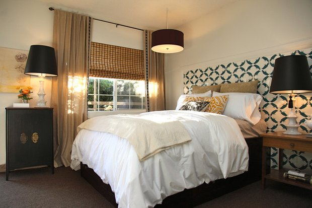 Фотография: Спальня в стиле Классический, Интерьер комнат – фото на INMYROOM
