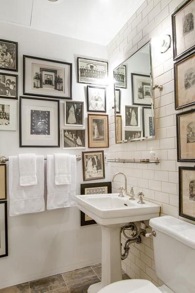 Фотография: Декор в стиле Прованс и Кантри, Ванная, Интерьер комнат – фото на INMYROOM