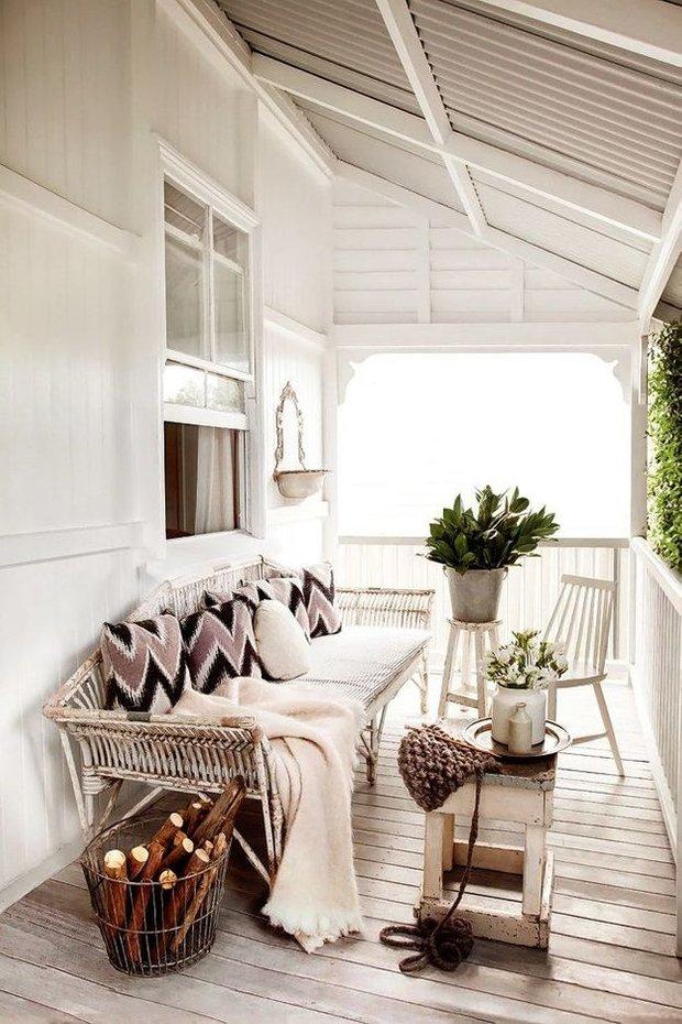 Фотография: Балкон, Терраса в стиле Скандинавский, Декор интерьера, Декор дома – фото на INMYROOM