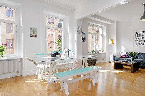 Фотография: Гостиная в стиле Скандинавский, Декор интерьера, DIY, Стиль жизни, Советы – фото на INMYROOM