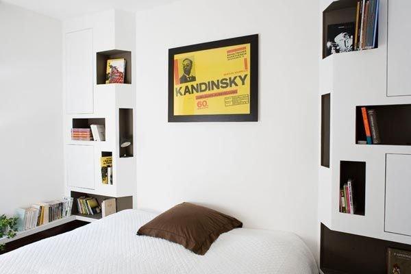 Фотография: Спальня в стиле Скандинавский, Декор интерьера, Хранение, Стиль жизни, Советы – фото на INMYROOM