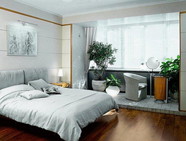 Фотография:  в стиле , Спальня, Декор интерьера, Советы, Askona, Аскона, «Аскона» – фото на INMYROOM