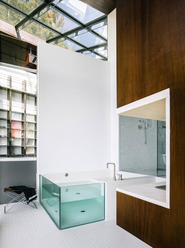 Фотография: Ванная в стиле Лофт, Современный, Декор интерьера, Дом, Дома и квартиры, Минимализм – фото на INMYROOM