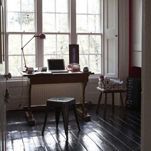 Фотография: Кабинет в стиле Скандинавский, Интерьер комнат – фото на INMYROOM