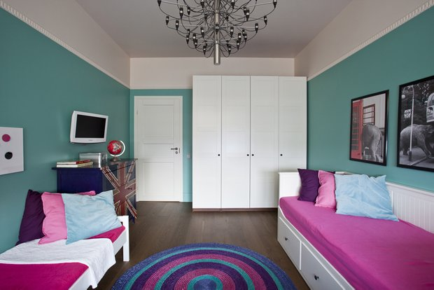 Фотография: Детская в стиле Современный, Эклектика, Декор интерьера, Квартира, Дома и квартиры, IKEA – фото на INMYROOM