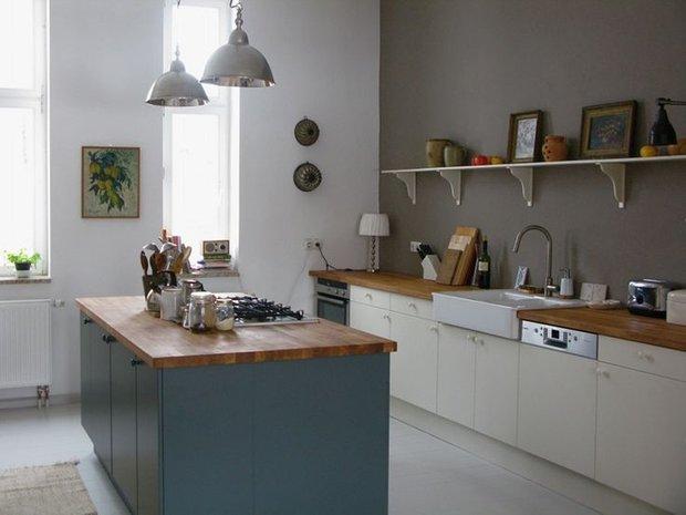 Фотография: Кухня и столовая в стиле Скандинавский, Декор интерьера, Дизайн интерьера, Цвет в интерьере, Советы, Ремонт – фото на INMYROOM