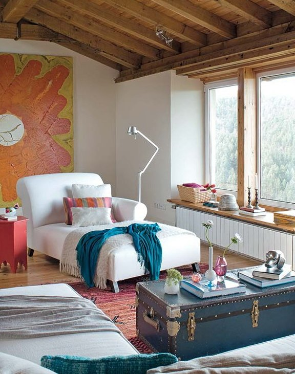 Фотография: Гостиная в стиле Эклектика, Декор интерьера, DIY, Декор дома – фото на INMYROOM