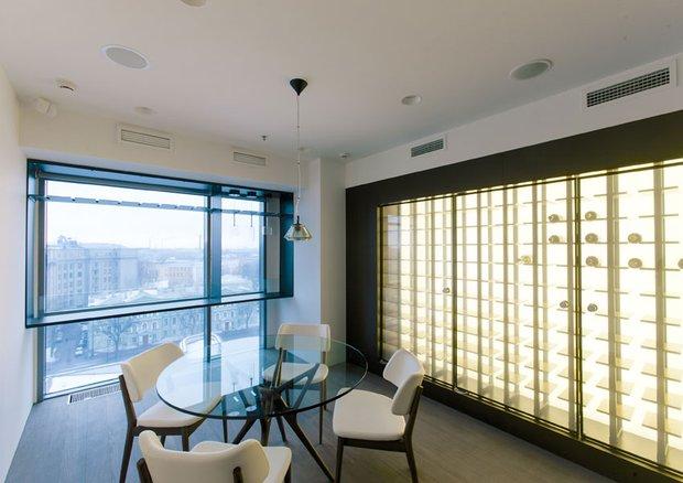 Фотография: Офис в стиле Современный, Офисное пространство, Дома и квартиры – фото на InMyRoom.ru