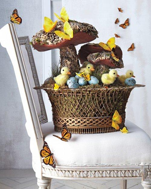 Фотография: Декор в стиле Прованс и Кантри, Современный, Декор интерьера, Праздник, Цветы, Стол – фото на INMYROOM