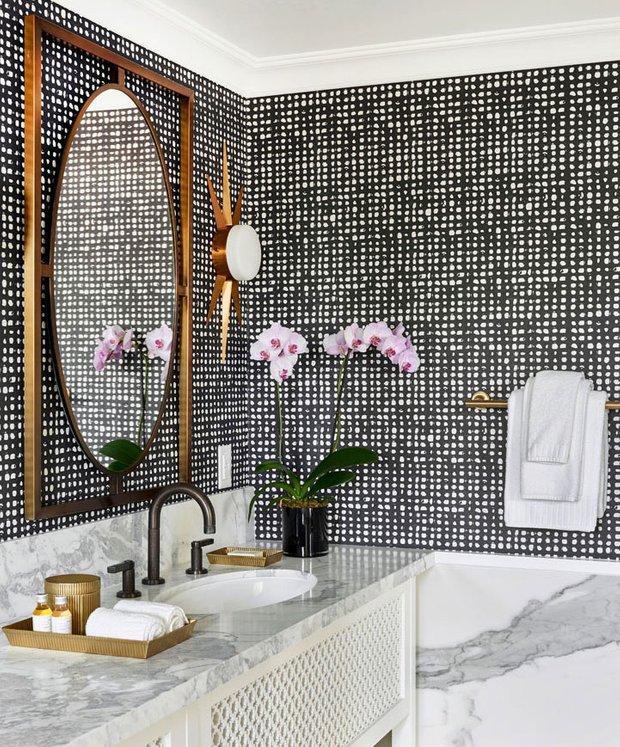 Фотография: Ванная в стиле Классический, Советы, Келли Хоппен, Патриция Уркиола – фото на INMYROOM