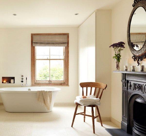 Фотография: Ванная в стиле , Эклектика, Интерьер комнат, Проект недели – фото на INMYROOM