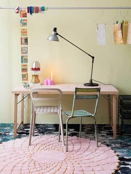Фотография: Кабинет в стиле Скандинавский, Индустрия, Люди, IKEA – фото на INMYROOM