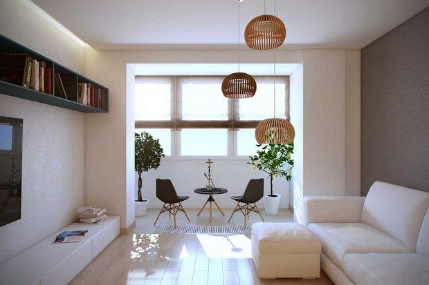 Фотография:  в стиле , Балкон, Советы, Хрущевка – фото на INMYROOM