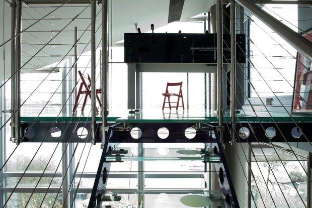 Фотография:  в стиле Современный, Квартира, Дома и квартиры, Лондон, Панорамные окна – фото на INMYROOM