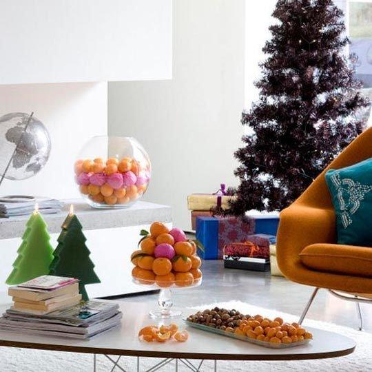Фотография:  в стиле , Декор интерьера, HOFF, новогоднее оформление интерьера, декор дома к Новому году – фото на INMYROOM