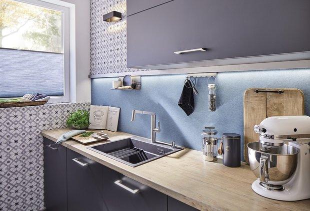 Фотография: Кухня и столовая в стиле Современный, Советы, Blanko, удобная мойка, кухонная мойка – фото на INMYROOM