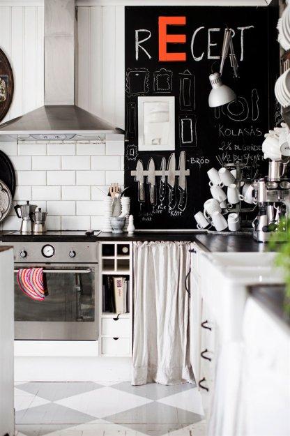 Фотография: Кухня и столовая в стиле Скандинавский, Дом, Швеция, Дома и квартиры – фото на INMYROOM