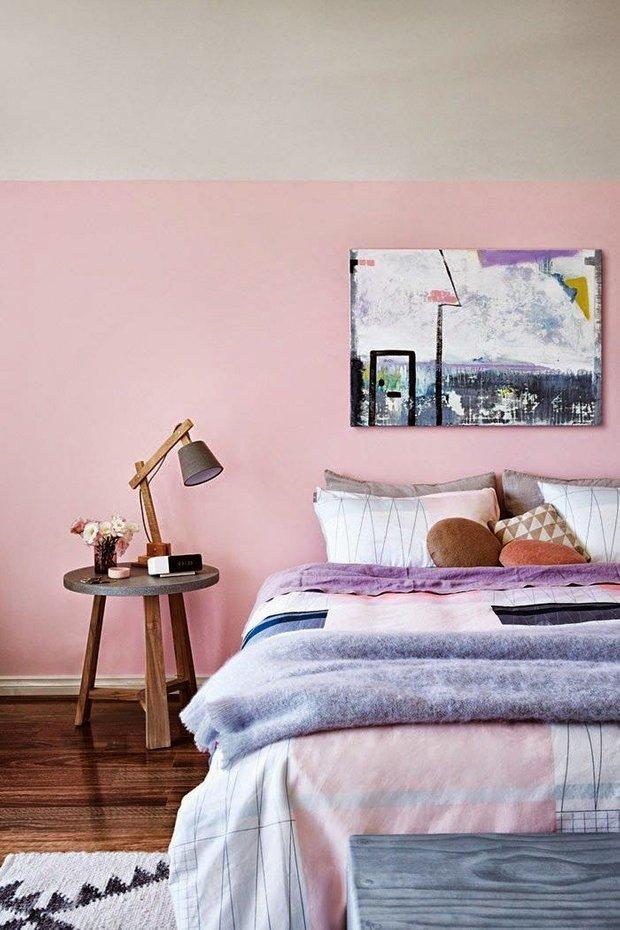 Фотография: Спальня в стиле Лофт, Современный, Декор интерьера, Дизайн интерьера, Цвет в интерьере, Белый – фото на InMyRoom.ru