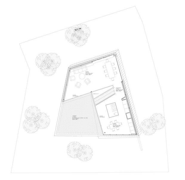 Фотография: Планировки в стиле , Декор интерьера, Дом, Дома и квартиры, Архитектурные объекты – фото на INMYROOM