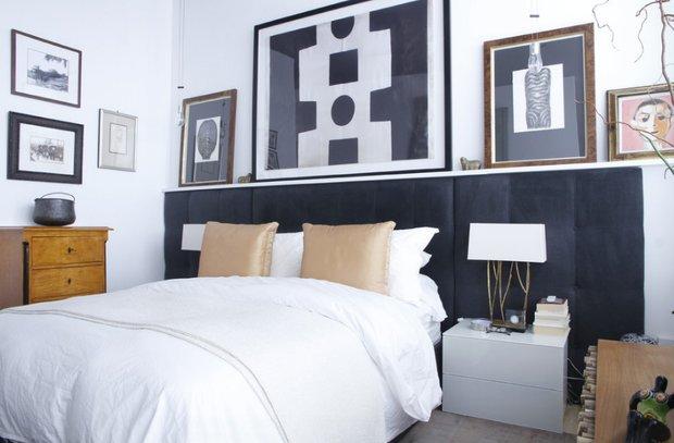 Фотография: Спальня в стиле Восточный, Интерьер комнат – фото на INMYROOM