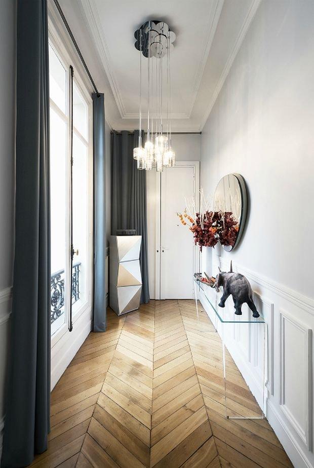 Фотография: Спальня в стиле Современный, Прихожая, Декор интерьера, Малогабаритная квартира, Квартира, Дом – фото на INMYROOM