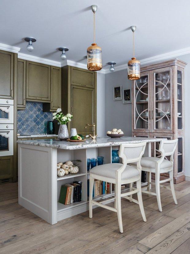 Дизайн: студия Enjoy Home