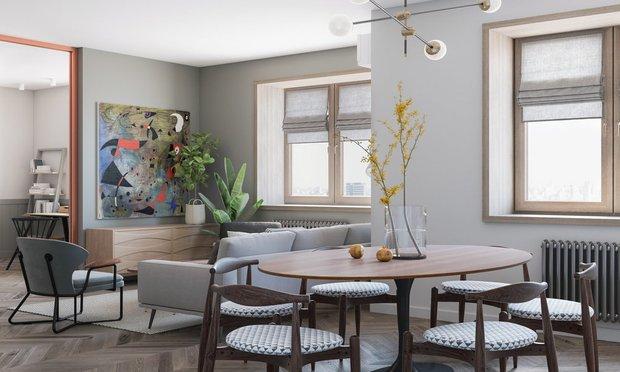 Фотография: Кухня и столовая в стиле Современный, Декор интерьера, OM Design, Tvoy Designer, S&T architects, Aiya Design, OBI, ОБИ, Студия 20:18, Oh, BOY! INTERIORS – фото на INMYROOM