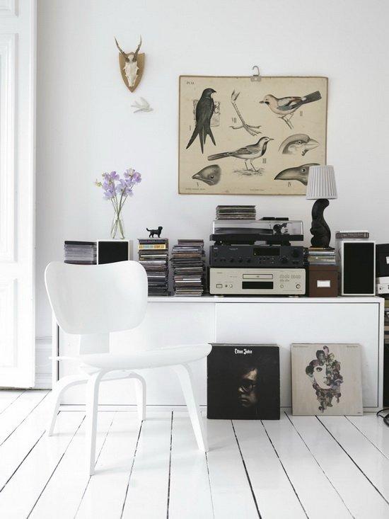 Фотография:  в стиле , Прованс и Кантри, Декор интерьера, Советы, Эко, фанера в интерьере, интерьерная фанера, отделка стен фанерой – фото на INMYROOM