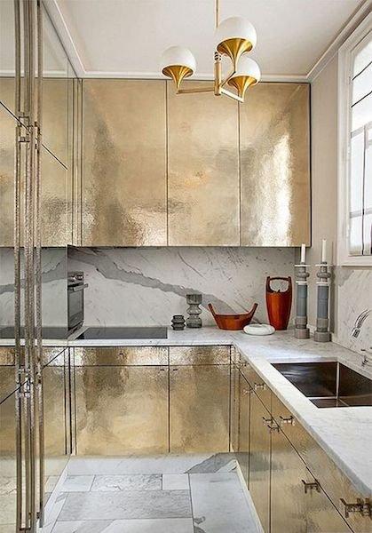 Фотография: Кухня и столовая в стиле Лофт, Декор интерьера, Декор дома, Кухонный остров – фото на INMYROOM