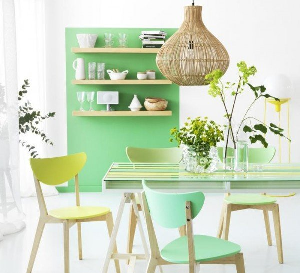 Фотография: Кухня и столовая в стиле Современный, Декор интерьера, Дизайн интерьера, Цвет в интерьере, Белый – фото на INMYROOM
