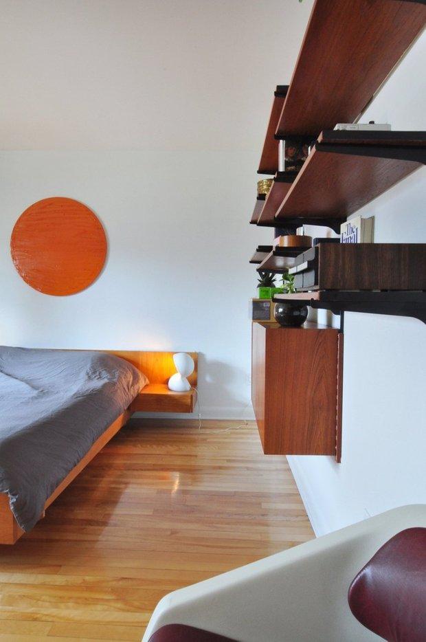 Фотография: Спальня в стиле Минимализм, Декор интерьера, Квартира – фото на INMYROOM