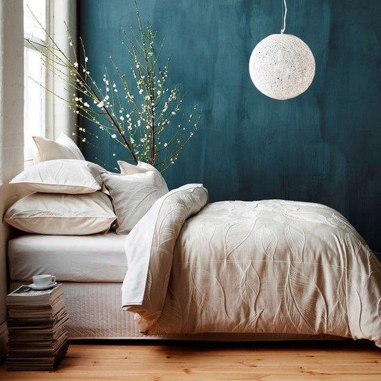 Фотография: Спальня в стиле Скандинавский, Квартира, Аксессуары, Декор, Мебель и свет, Ремонт на практике, Гид – фото на INMYROOM