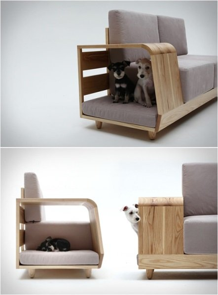 Фотография:  в стиле , Советы, животные дома, как обустроить интерьер, если в доме есть животные – фото на INMYROOM