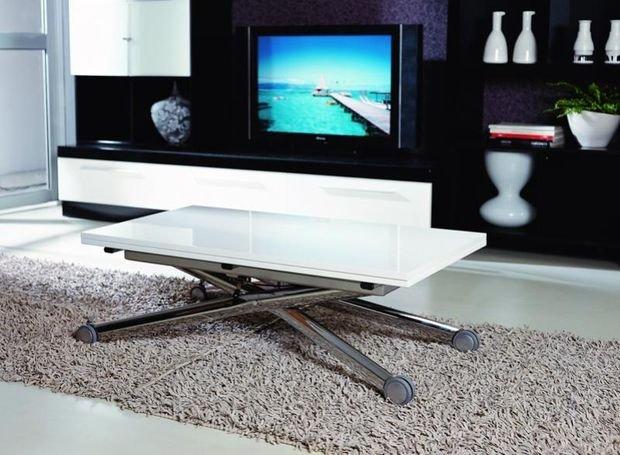 Фотография: Спальня в стиле Современный, Гостиная, Декор интерьера, Квартира, Дом, Мебель и свет – фото на INMYROOM