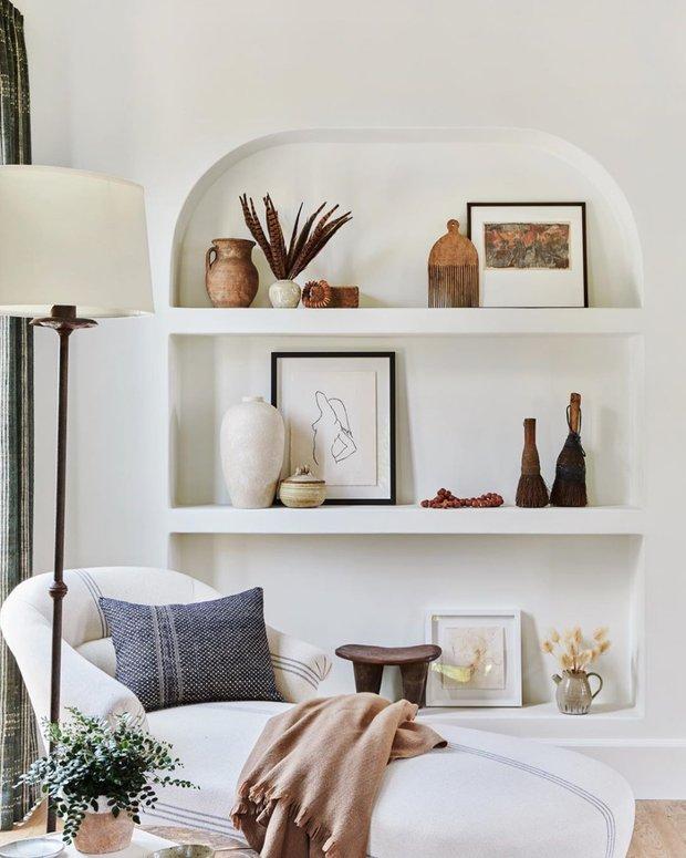 Фотография: Гостиная в стиле Восточный, Вдохновение – фото на INMYROOM