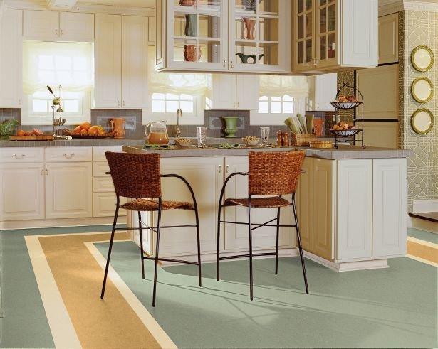 Фотография: Кухня и столовая в стиле Скандинавский, Интерьер комнат, Плитка – фото на InMyRoom.ru