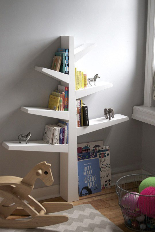 Фотография: Декор в стиле Современный, Детская, Интерьер комнат – фото на INMYROOM