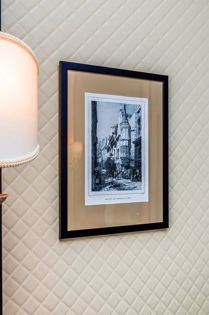 Фотография: Прихожая в стиле Лофт, Кабинет, Интерьер комнат – фото на INMYROOM