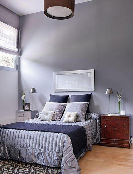 Фотография: Спальня в стиле Прованс и Кантри, Декор интерьера, Малогабаритная квартира, Квартира, Дома и квартиры, Пол, Индустриальный – фото на INMYROOM