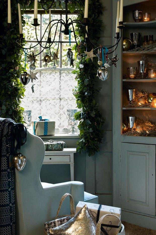 Фотография:  в стиле , Новый Год, Гид, Интервью, Ольга Куликовская-Эшби – фото на InMyRoom.ru