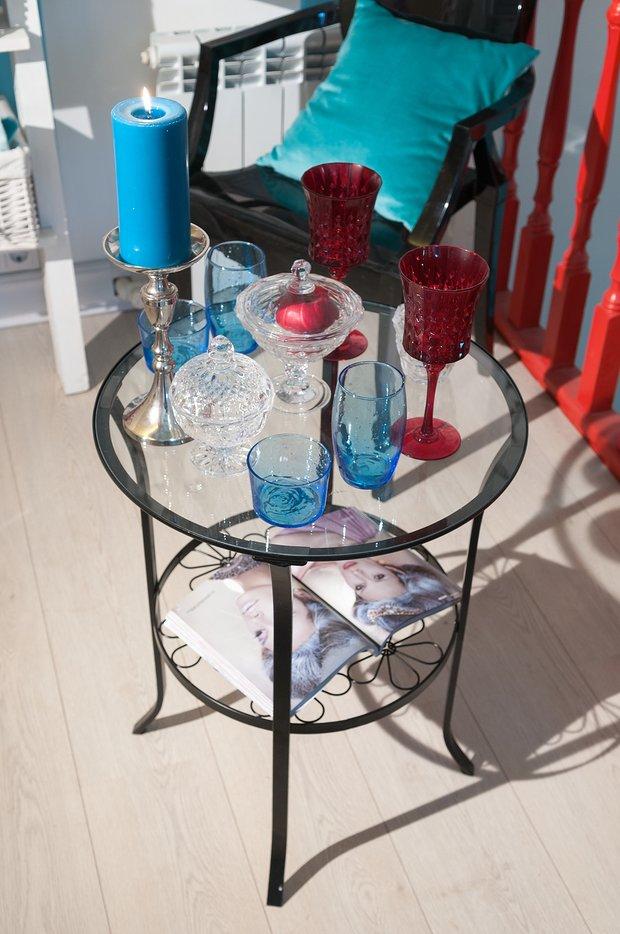 Фотография: Мебель и свет в стиле Восточный, Эклектика, Квартира, Дома и квартиры – фото на INMYROOM