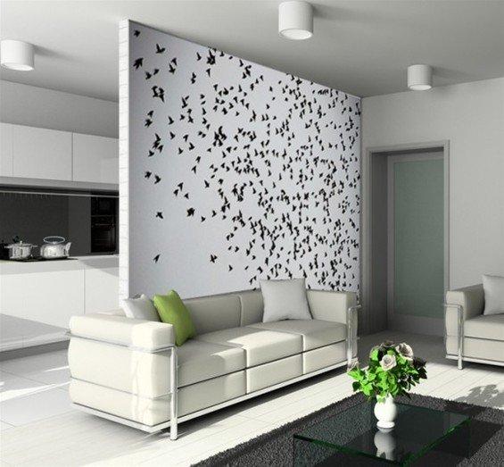 Фотография:  в стиле , Декор интерьера, Декор дома, Цвет в интерьере, Обои – фото на INMYROOM