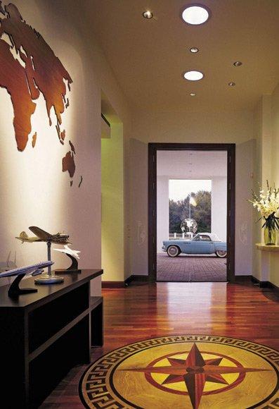 Фотография: Декор в стиле Современный, Эклектика, Дома и квартиры, Интерьеры звезд – фото на INMYROOM