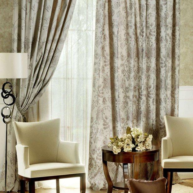 Фотография: Гостиная в стиле Современный, Декор интерьера, Текстиль, Окна – фото на INMYROOM