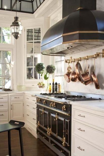 Фотография: Кухня и столовая в стиле Прованс и Кантри, Современный, Декор интерьера, Аксессуары, Декор, Мебель и свет – фото на INMYROOM