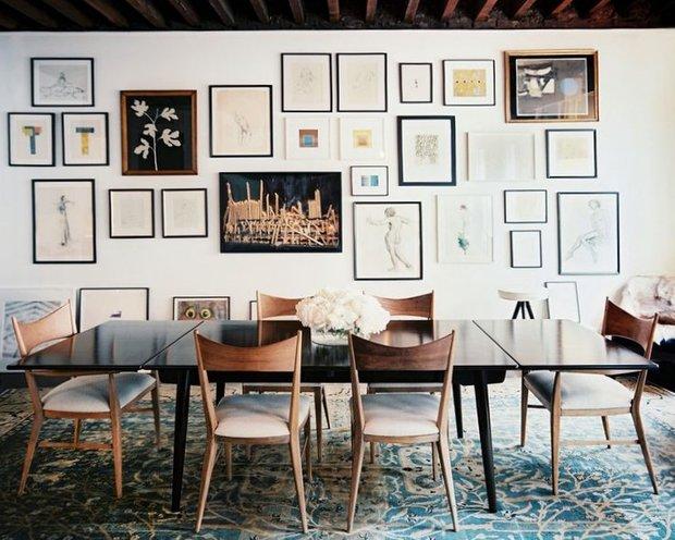 Фотография: Кухня и столовая в стиле Прованс и Кантри, Декор интерьера, Декор дома, Стены, Картины, Постеры – фото на INMYROOM