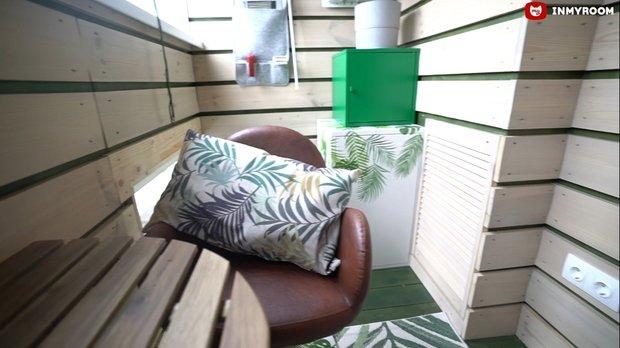 Фотография: Гостиная в стиле Современный, Лофт, Квартира, Студия, Советы, 40-60 метров, Анастасия Антропова – фото на INMYROOM